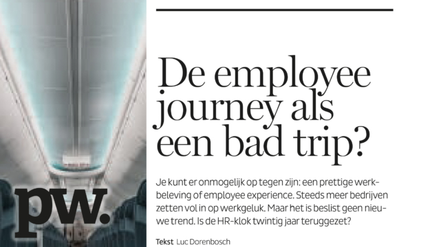 employee experience bad trip
